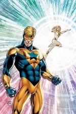 Бустер dc – Booster Gold (Золотой Ускоритель) — Герои Марвел(Marvel) и DC Comics