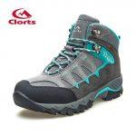 Кроссовки clorts – Clorts зимние кроссовки для Для мужчин Водонепроницаемый из натуральной кожи мужская обувь дышащая обувь на шнуровке Пеший Туризм обувь кроссовки Для мужчин 2018 HKM-823