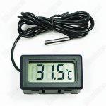 Термометр для бака с водой – Электронный цифровой термометр, холодильник, резервуар для воды, датчик температуры воды, для компьютера с водяным охлаждением термометр