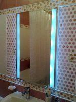 Зеркало с подсветкой фото – Зеркало с подсветкой в ванной изготовление на заказ в Ростове, фото зеркала с подсветкой, мастерская зеркала и стекла 3 Измерение студия