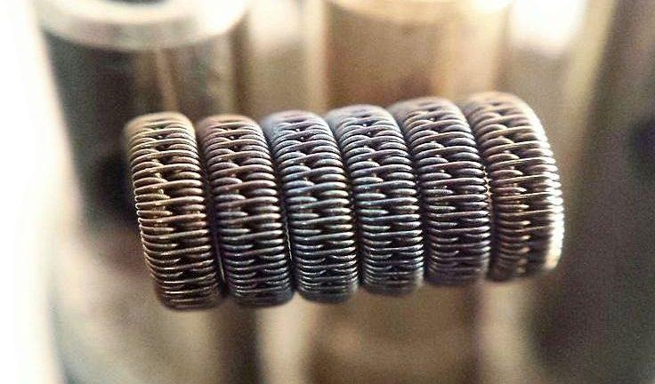 Fused clapton coil как сделать фото 677