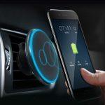 Держатель для телефона в авто с беспроводной зарядкой – Распродажа Беспроводной Зарядки Автомобильный Держатель