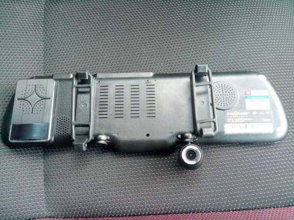 Подключение зеркало видеорегистратор с камерой заднего вида