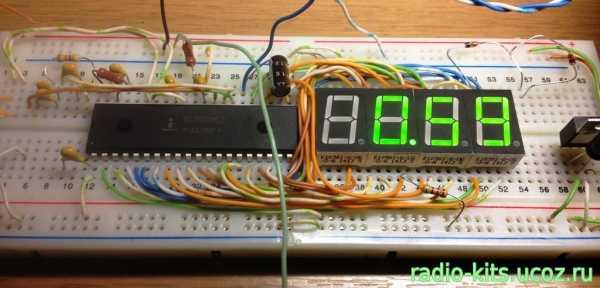 Цифровой вольтметр в блок питания - фото- Форум Mastergrad