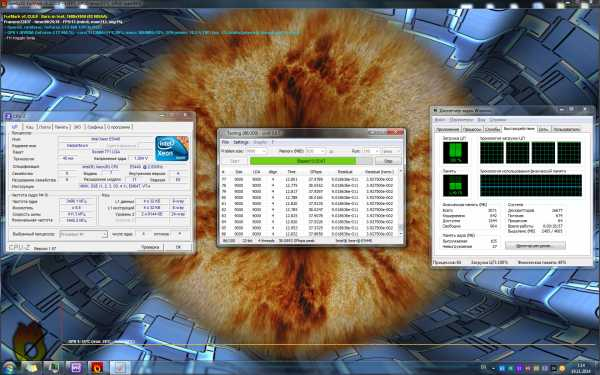 X5450 xeon разгон – Intel Xeon X5450 Harpertown (3000MHz